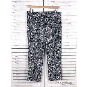 [Banana Republic Factory] Leopard Print Pants